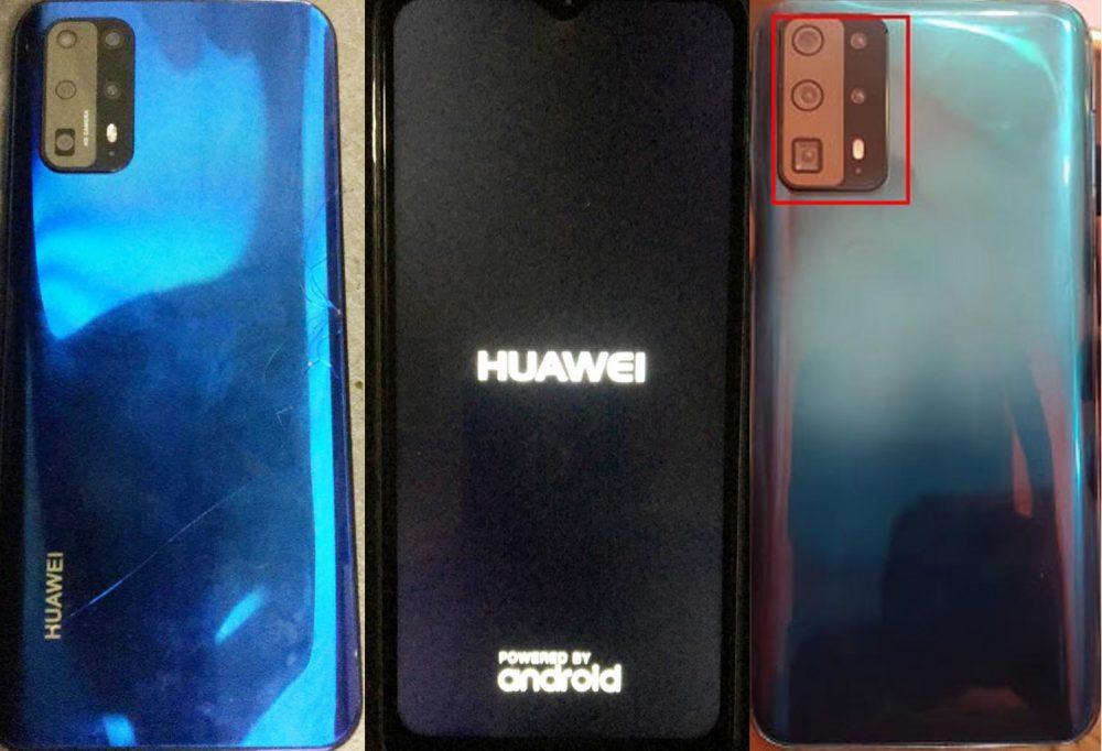 Huawei Clone P40 Pro Plus + flash file firmware,