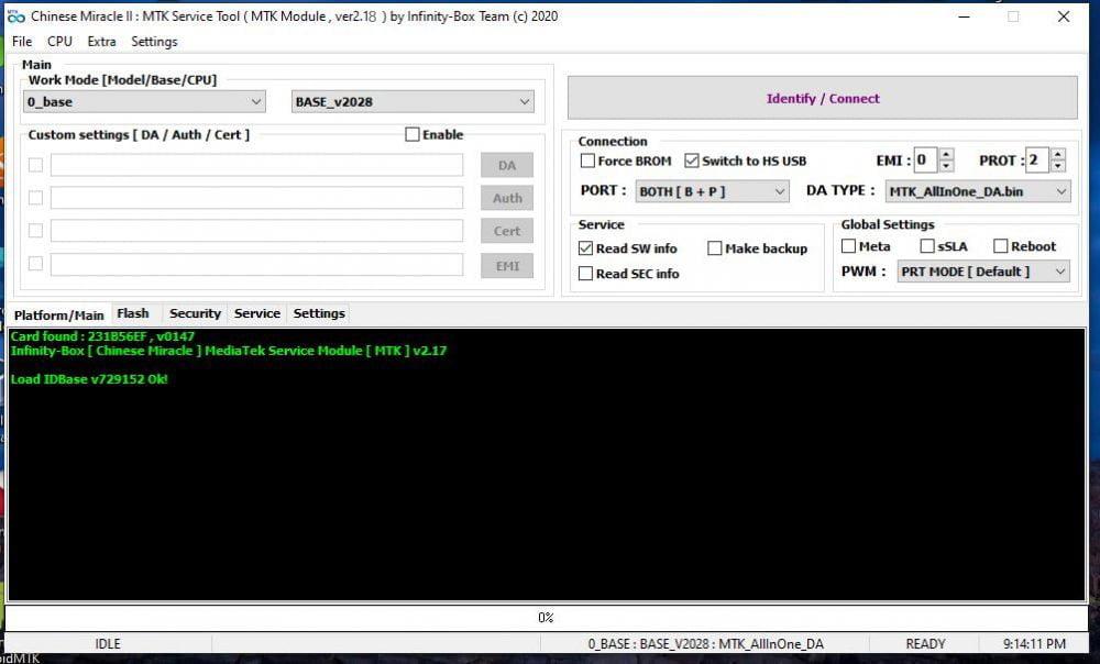 InfinityBox_install_CM2MT2_v2.18
