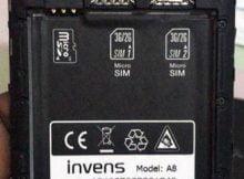 Invens A8 flash file firmware,
