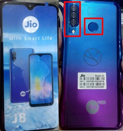 Jio J8 flash file firmware,