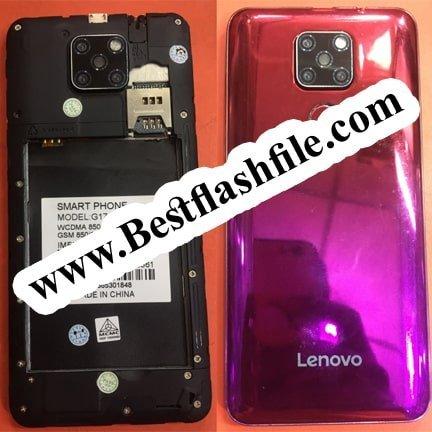 Lenovo Clone G17 flash file firmware,
