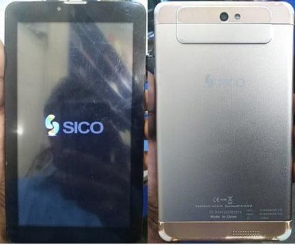 SICO Tab 4 Go 3G flash file firmware,