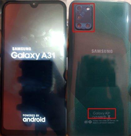 Samsung Clone A31 flash file firmware,