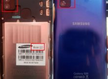 Samsung Clone S20 flash file firmware,