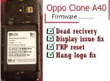 BLU C5 Plus C130EQ flash file firmware,