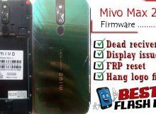 Mivo Max 2 flash file firmware,