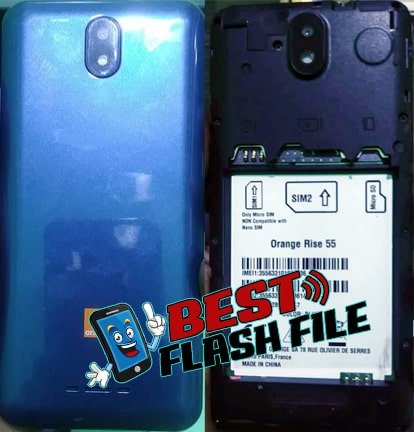 Orange Rise 55 flash file firmware,