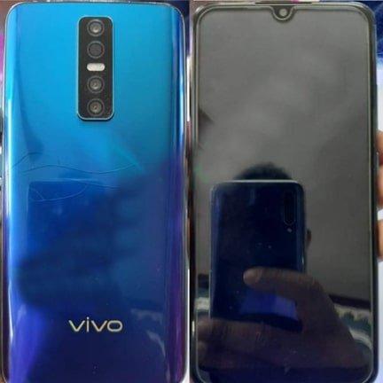 Vivo Clone V17 Pro flash file firmware,