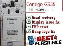Contigo GS55 flash file firmware,
