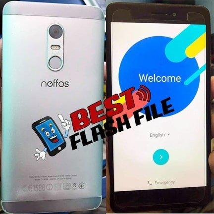 Neffos X1 Max TP903A flash file firmware,