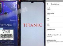 Titanic Note 1 flash file firmware,