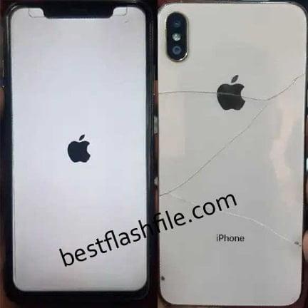 iPhone Clone X flash file firmware,