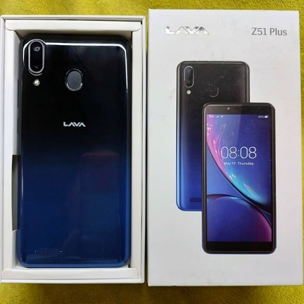 Lava Z51 Plus flash file firmware,