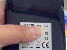 Tecno KF6 flash file firmware,