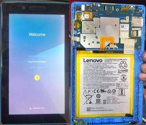 Lenovo TB3-710I flash file firmware,