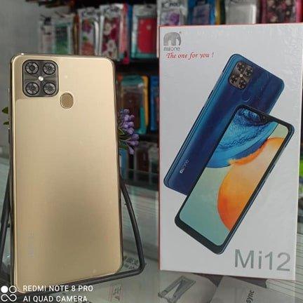 Mione Mi12 flash file firmware,