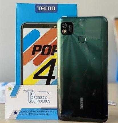 Tecno POP 4 LTE BC1s flash file firmware,