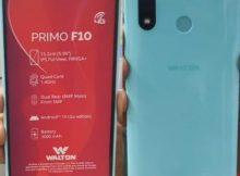 Walton Primo F10 flash file firmware,
