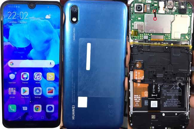 Huawei Y5 2019 AMN-LX9 & AMN-LX2 FRP Bypass Reset File 40MB 3