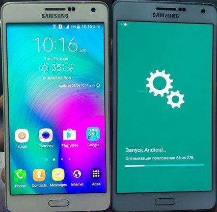 Samsung A7 A700FD flash file firmware,