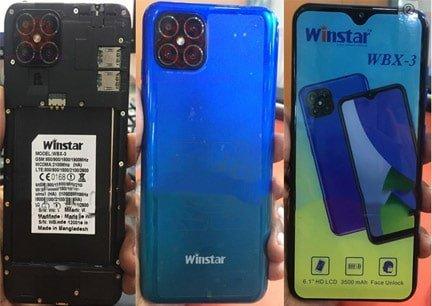 Winstar WBX-3 flash file firmware,