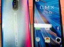 CMX S50 flash file firmware,