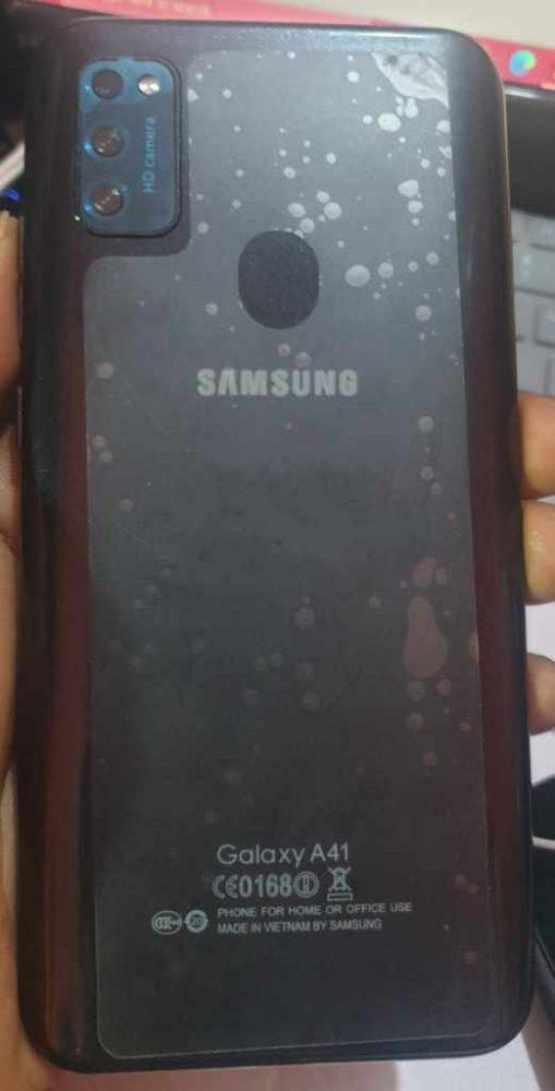 Samsung Clone A41 flash file firmware,