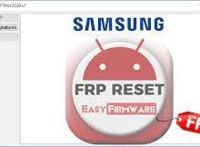 Easy Samsung FRP Tool 2021 V1, V2, V2.7 Latest Version FRP Reset Tool Download 1