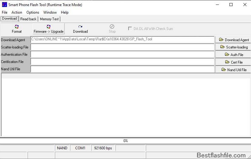 sp flash tool latest version