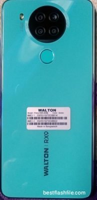 Walton Primo RX9 Flash File 100% Tested Latest (Firmware)